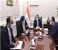 رئيس الوزراء يستعرض مخطط تطوير بحيرة الفسطاط والمنطقة المحيطة بها