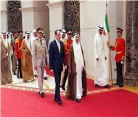 كيف كرم الرئيس السيسي أمير الكويت الراحل بقرار جمهوري ؟