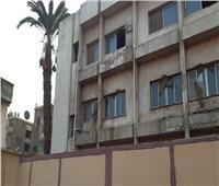 فيديو| الإهمال يضرب «مستشفى الزاوية الحمراء».. والمباني بانتظار «قبلة الحياة»
