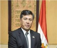 سفير أوزبكستان بالقاهرة: 40 مليون دولار حجم التبادل التجاري مع مصر