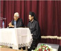 الأنبا باخوم يفتتح العام الدراسي الجديد بمدارس سان جورج للأقباط الكاثوليك