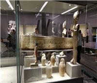 معارض أثرية فرعونية تتجول حول العالم للترويجللسياحةالمصرية