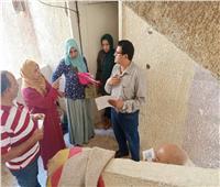 صور| قرار جديد بشأن المتعدين على شقق «أحباء مصر» بالقليوبية