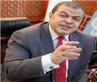 القوى العاملة: تعيين 11 شباباً والتفتيش على 131 منشأة بشمال سيناء