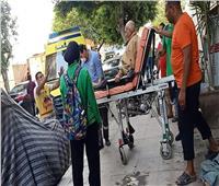 التضامن: فريق «أطفال وكبار بلا مأوي» ينقذ مسن وينقله لمستشفى الدمرداش