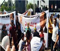 صور وفيديو| بدء توافد المصريين على المنصة احتفالا بذكرى انتصار أكتوبر