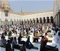 خطيب الجامع الأزهر: علينا استلهام ذكرى أكتوبر في التعمير والتشييد والبناء
