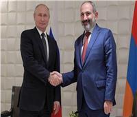 الكرملين: بوتين ورئيس وزراء أرمينيا بحثا الوضع في ناجورنو قرة باغ
