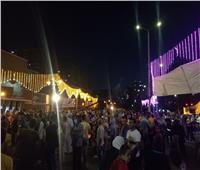 صوروفيديو| الإسكندرية تحتفل بذكرى نصر أكتوبر في سيدي جابر