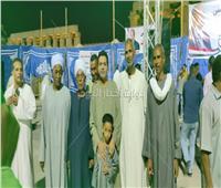 فيديو.. المصريون يحتفلون بذكرى نصر أكتوبر بمحافظة الأقصر
