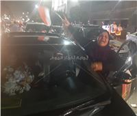 فيديو| سيدات مصر يوجهن رسالة للخائن محمد علي ولمحمد ناصر «كناريا»