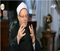 فيديو| «المفتي»: الجيش المصري خير أجناد الأرض ونابع من الشعب