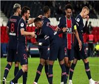 فيديو| باريس يسحق آنجيه بسداسية في الدوري الفرنسي