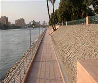تطوير كورنيش النيل والانتهاء من مشاكل الصرف بالمحلة