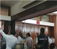 وصول «موسيماني» إلى مقر النادي الأهلي استعدادا لتقديمه الرسمي