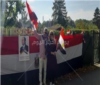 صور  الجالية المصرية في برلين تستعد للاحتفال بنصر أكتوبر