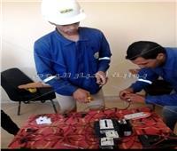 مياه المنوفية: برامج تدريبية للتشغيل الأمثل لمحطات الحديد والمنجنيز