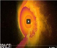 فيديو| علماء: القمر سلب 60% من الغلاف الجوي للأرض