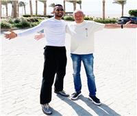 فيديو| نجيب ساويرس لـ«محمد رمضان»: مفيش حد زيك في مصر