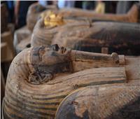 من «مقبرة واح تي» إلى « 59 تابوتا».. ألغاز أثرية في باطن سقارة