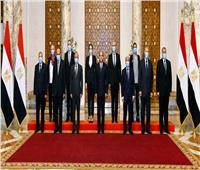الرئيس السيسي يجتمع مع ممثلي شباب القضاة المتميزين