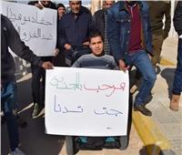 في ليبيا.. «معاق» على «كرسي متحرك» يفضح حكومة الوفاق في مجلس الأمن