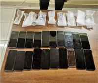 جمارك أرقين تضبط تهريب عدد من الهواتف المحمولة