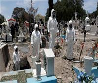 المكسيك تسجل 388 وفاة جديدة بفيروس كورونا