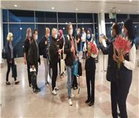 مطار الغردقة يستقبل 3 رحلات أوروبية ووصول أول فوج سياحي فرنسي لمرسى علم