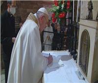 البابا فرنسيس يوقِّع الرسالة العامة الجديدة «كلنا اخوة»