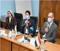 بالصور.. افتتاح مشروع تدريب القيادات الجامعية بعين شمس
