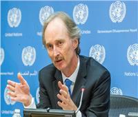 الأمم المتحدة تشيد بدور مصر الداعم إلى التوصل لتسوية سياسية للأزمة السورية