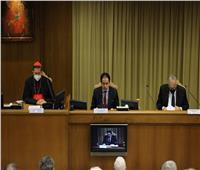 لأول مرة| مسلم يشارك في تدشين الرسالة البابوية «كلنا أخوة»