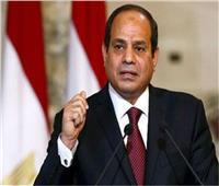 «السيسي» يوافق على تعيين المنطقة الاقتصادية الخالصة مع اليونان