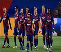 تشكيل برشلونة لمواجهة أشبيلية بالدوري الإسباني
