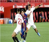 بث مباشر| برشلونة وأشبيلية في الدوري الإسباني