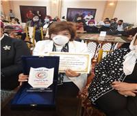 «أطباء بني سويف» تكرم مقررة لجنة الصحة بـ«قومي المرأة»