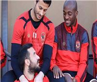 هل ينضم «معلول» و«جيرالدو» لبعثة الأهلي في المغرب..عبد الحفيظ يجيب