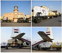 مصر ترسل الرحلة الرابعة من خطوط إنتاج الخبز الميدانية للسودان
