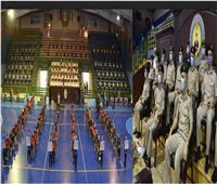 القوات المسلحة تقيم مهرجاناً رياضياً بمناسبة ذكرى انتصارات أكتوبر