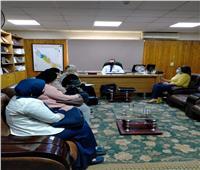 نائب محافظ سوهاج يترأس الاجتماع الدوري للجنة مراجعة تراخيص أعمال البناء