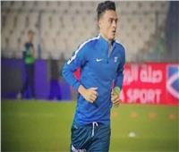 إصابة صلاح محسن بفيروس «كورونا»