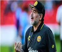 ظهور نتيجة فحص مارادونا بعد مخالطته مصاب بـ«كورونا»