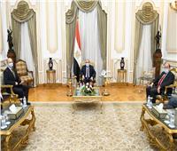 وزير الإنتاج الحربي يستقبل سفير المجر لبحث التعاون المشترك بين البلدين