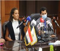 «ميار شريف» تشكر الشعب المصري على الدعم المستمر