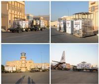 فيديو | مصر ترسل الرحلة الخامسة من خطوط إنتاج الخبز الميدانية للأشقاء في السودان