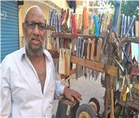 حكايات| «سن السكين» بالرخيص.. مشوار عم «عبدالستار» لزيارة النبي الغالي