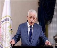 فيديو| وزير التعليم: اللي ينتقد التعليم عن بعد «جاي يغلس»