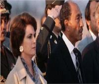 كيف كانت تتعامل زوجة الرئيس أنور السادات مع غضبه؟