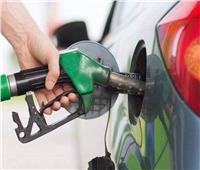 إنفوجراف  مراحل تحريرأسعار البنزين والسولار حتى الآن